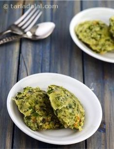 Dal and Vegetable Idli