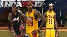 NBA 2K17 MY PARK 6'7 POINT FORWARD