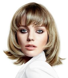 L'Oreal medium blonde Hairstyles