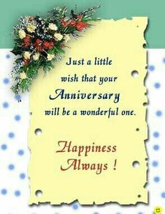 Happy Anniversary Wishes For Friend (Funny Anniversary Wishes To Friends) Anniversary Wishes For Parents, Happy Wedding Anniversary Wishes, Wedding Anniversary Quotes, Anniversary Message, Happy Birthday Wishes Cards, Anniversary Greetings, Marriage Anniversary, Anniversary Funny, Birthday Greetings