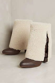 Anthropologie - Belle by Sigerson Morrison Felicia Boots