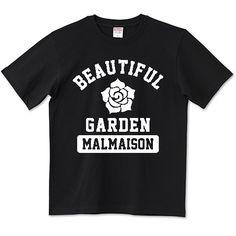 BEAUTIFUL GARDEN | デザインTシャツ通販 T-SHIRTS TRINITY(Tシャツトリニティ)