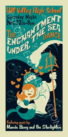 Enchantment Under The Sea Dance! My husband has been instructed to buy me this.