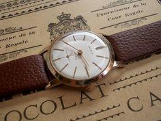 Ceas vintage MURLY, swiss made, raritate pt colectionari