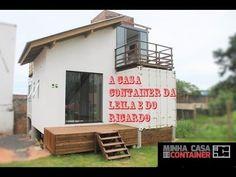 Minha Casa Container A casa container da Leila e do Ricardo - Minha Casa Container