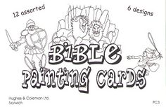 Petersham Bible Book & Tract Depot: colouring book