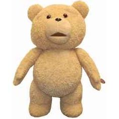 TED, your THUNDER BUDDY now has himself available in exclusive plush toy versions! The incredibly famous, naughty Ted stuffed animal versions...