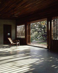 Minimalist Copper House II by Studio Mumbai, India   http://www.designrulz.com/architecture/2012/08/minimalist-copper-house-ii-by-studio-mumbai-india/