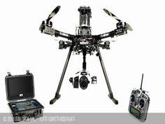 Ad ottobre, al Drone Conference di Roma sarà presentato il progetto tutto italiano Roma, 23 settembre – L'opportunità di scattare foto dall'alto e di effettuare riprese video di eccezionale qualità, soprattutto ...