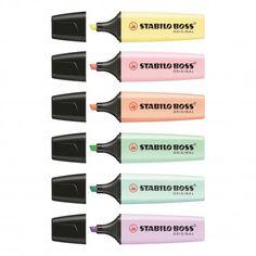 Stabilo Boss Original Pastel