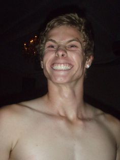 Rare pics of Luke...HES STILL SHIRTLESS SO I DON'T CARE