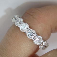 The most beautiful eternity band (30 pointers)