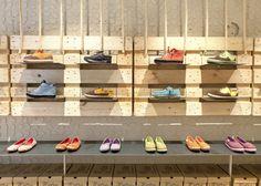 SoleRebels by Dom Arquitectura and Asa Studio - Barcelona - Spain #espanha #spain #barcelona #retail #retaildesign #varejo #store #loja #sapatos #shoes