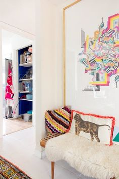 House Tour: An Art-Filled Austin Home   Apartment Therapy