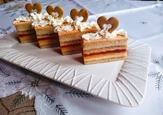 Hungarian Desserts, Sweet Life, Tiramisu, Waffles, Breakfast Recipes, Food And Drink, Sweets, Snacks, Baking