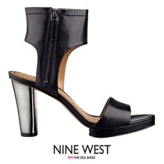 Nine West - Black Kieraline Sandal