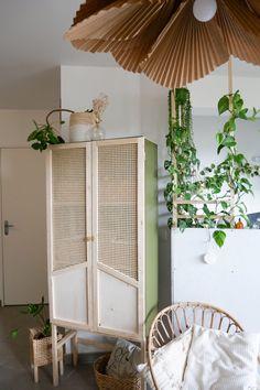 DIY : L'armoire en cannage de @rachelstyliste – Flavie Peartree