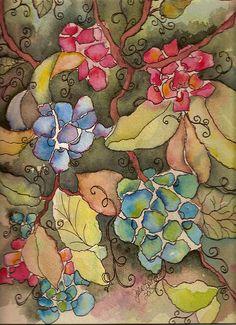 Hydrangias | Julie Leuthold
