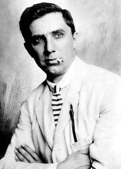 Young Bela Lugosi!