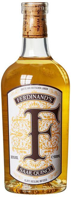 Ferdinand's Saar Quince Gin Ferdinand's Gin (1 x 0.5 l)