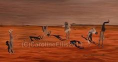 Image result for outback laNDSCAPE PAINTINGS