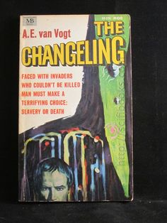 Vintage Van Vogt from scifibooks.com - $8.00. Spread the word and help Save the SciFi.