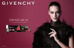 Brilhos da Moda: Maquilhagem Givenchy