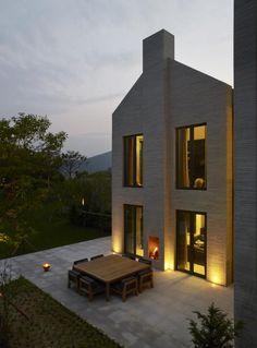 Wonju residential resort in Korea by Piet Boon
