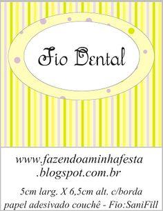 Amarelo e Lilas Poa e Listras - Kit Completo com molduras para convites, rótulos…