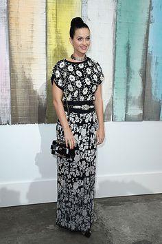 Stella McCartney Row-Paris Fashion Week Spring 2014: Parties & Front Row