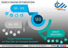 Search Engine Optimization  Place Your Business at The Top of Search Engines!  Innovative Digital Marketing is a well-famous seo agency in delhi, focusing on various aspects of SEO (Search Engine Optimization) to give exact results. • Web Monitoring • On Site • Off Site  Make your business visible with our seo services in delhi. We cater complete solutions to lift up your business.  Visit https://www.innovativedigitalmarketing.in/ to know more about seo company in delhi.