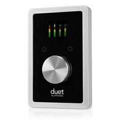 Apogee Duet USB Audio Interface for iPad, iPhone, and Mac - Apple Store (U.S.)