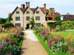 Packwood House, Warwickshire, England - a beautifully restored historic building and gardens
