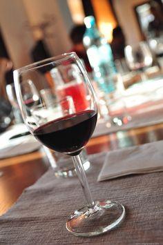 Nie ma jak lampka czerwonego wina po obiedzie :)