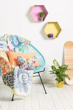 The LuxPad   Spring Interior Styles 2016, Image courtesy of Desigual