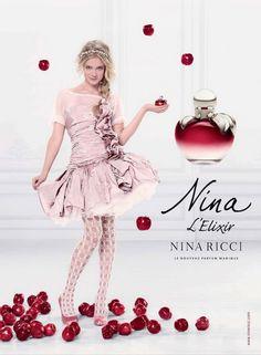 Images de Parfums - Nina Ricci : Nina L'Elixir