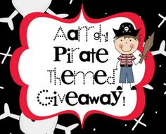 pirate giveaway