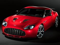 definiendo el lujo en este Aston Martin V12 Zagato