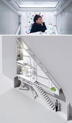 thin house design diagram - I think this is a great idea.