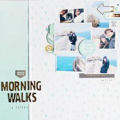 Playground for Life: Morning walks & Castro