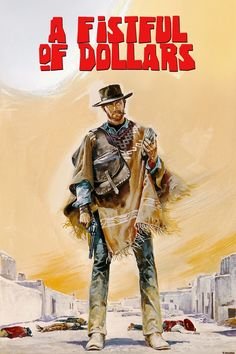 click image to watch A Fistful of Dollars (1964)