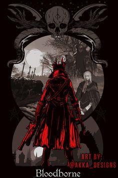 Bloodborne Poster by ObalofSerbia