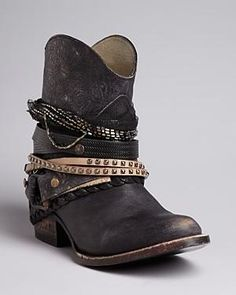 FREEBIRD by Ateven Western Booties