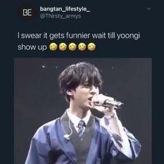 Bts Memes Hilarious, Bts Funny Videos, Min Yoongi Bts, Bts Jungkook, S Videos, Bts Group Photos, Bts Beautiful, Bts Tweet, Bts Dancing