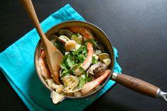 Paila Marina - Gus Fring's Chilean Fish Stew- Breaking Bad Party Menu