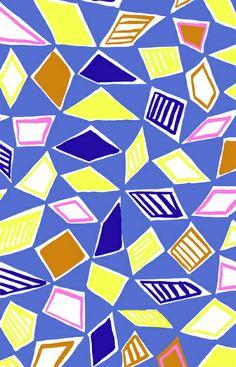 Pastel Collage - Sarah Bagshaw