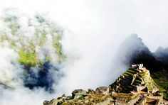 Hike Machu Picchu in Peru.This Incan citadel set high in the Andes Mountains, which was built in the 15th century and later abandoned, presents a fierce challenge for hikers, offering incredible panoramic views as a reward.