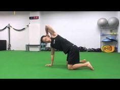90【筋トレ】1分間〜ながらトレーニング -Thoracic Rotation-
