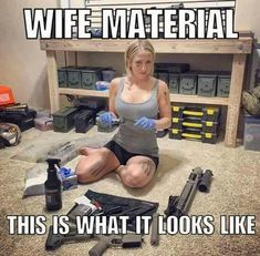 I wish my future wife will be like this