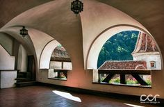 Interior Bran Castle Romania | Bran Castle interior, Romania by calincosmin on deviantART